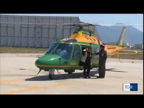 Su un Volpe della Guardia di Finanza di Claudio Ciccarone  -TGR Campania, 5 settembre 2017