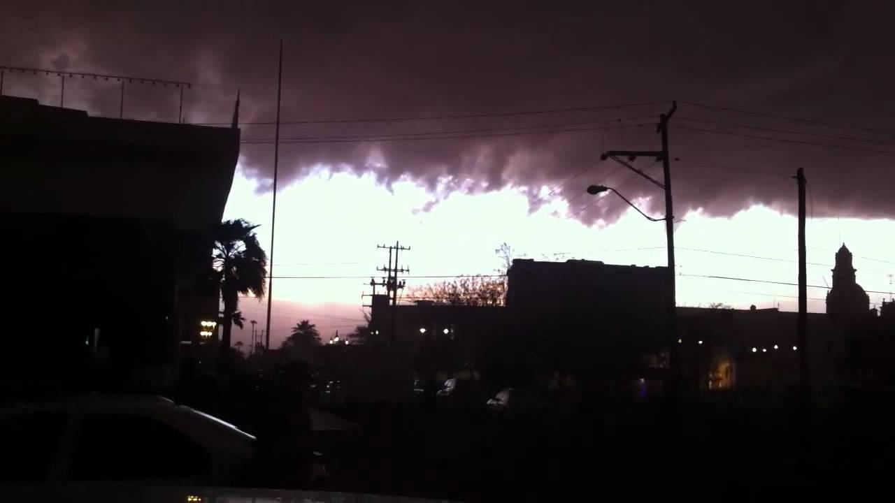 Clima Extrano En Hermosillo Sonora