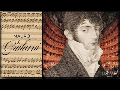 The Best of Mauro Giuliani - Classical Guitar Compilation