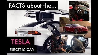A Day and A Life: Car Facts Edition | Tesla Electric Car in Dublin Ireland | Model X