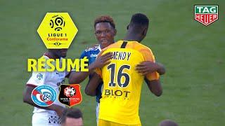 RC Strasbourg Alsace - Stade Rennais FC ( 0-2 ) - Résumé - (RCSA - SRFC) / 2019-20