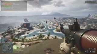 Battlefield 4 - RPG-7V2 Montage #5 (Anti-Vehicle)