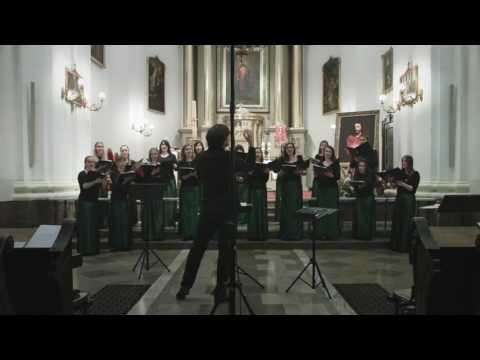Chór WUM: Johannes Brahms - Minnelied op. 44 nr 1 (Zwölf Lieder und Romanzen)