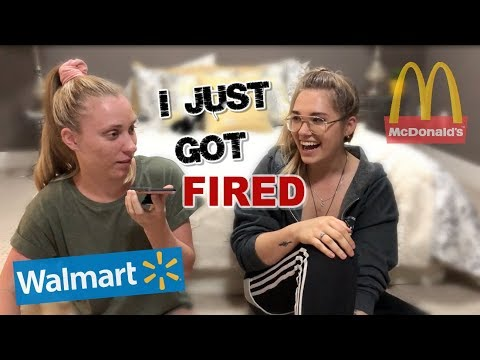 PRANK CALLING IN SICK TO JOBS WE DON'T HAVE!!
