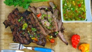 The Ultimate Steak Marinade | Dressing.