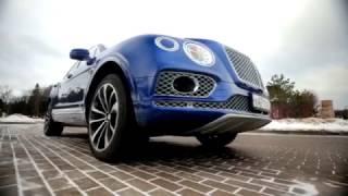 GRAND тест  Bentley Bentayga  Вып 056