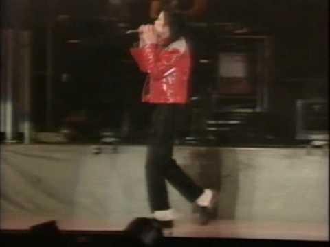 Michael Jackson - 12 Beat It (HIStory World Tour) [Helsinki]