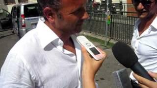 Video Fiorentinanews.com: Sinisa Mihajlovic parla dopo aver svolto le visite mediche
