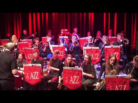 Ulster Youth Jazz Orchestra - April 2018 (8 Of 8)