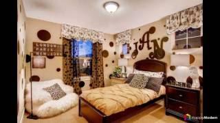 60 Идей Комнаты для Девочки- - Цвет, Зонирование, Аксессуары (Дизайн Фото Комнаты Девушки )