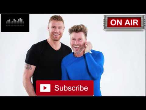 Flintoff, Savage and the Ping Pong Guy - Bust A Move - may 1, 2017