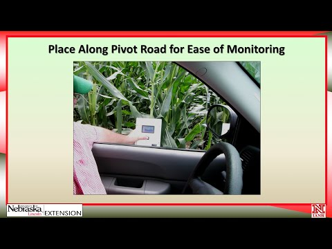 Part 2 How to Schedule Irrigations with Soil Water Data: Equipment Installation