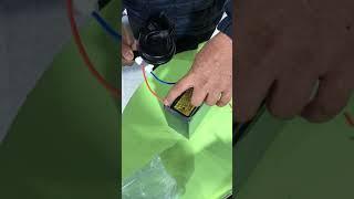 로우 410Hz 전자혼 크락션 소리