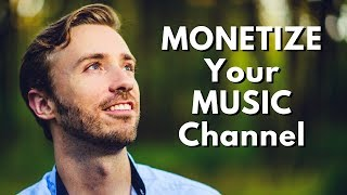 Peter Hollens: How to MONETIZE a YouTube MUSIC Channel