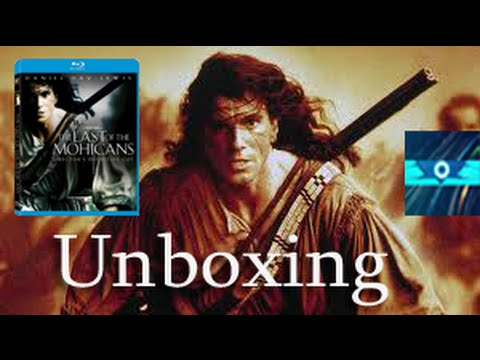 The Last of the Mohicans Definitive Director's Cut Blu-Ray Unboxing!!! Mp3