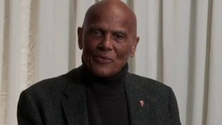 Harry Belafonte Endorses Bernie Sanders for President