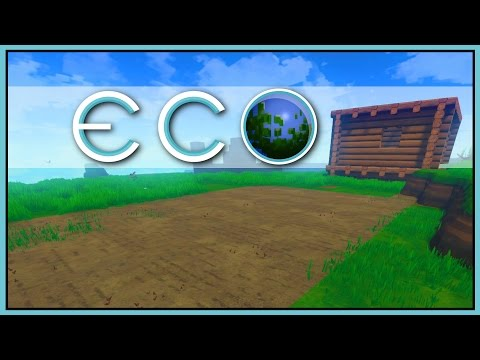 Agricultural Differences - Eco Gameplay - Part 10 [Let's Play Eco Game / Eco Gameplay]