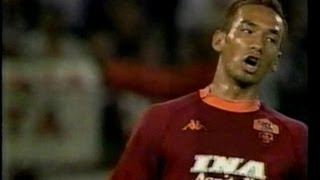 """YOSSHAA"" Nakata~Juventus vs Roma~2nd.May 6, 2001"