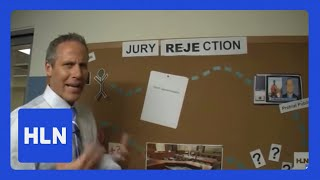 A breakdown of the jury selection process