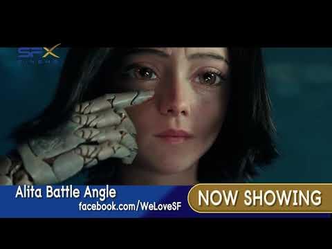 Movie House   Alita Battle Angel