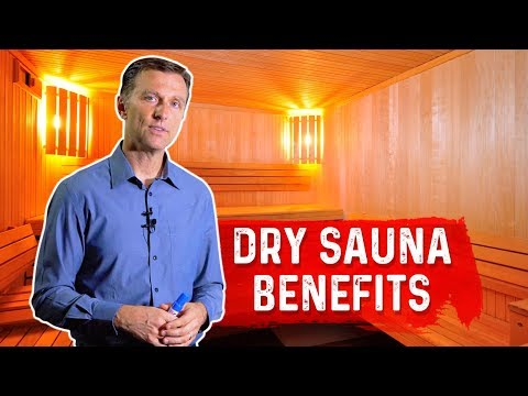 The 8 Benefits of Using a Dry Sauna