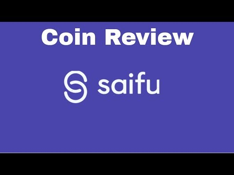 Saifu Review - Bridging The Crypto & Fiat World Easily For The Masses
