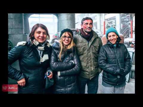 "Making of ""Breaking News"", regia Iulia Rugină"