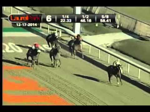Laurel Park 12/17/14 Race 6