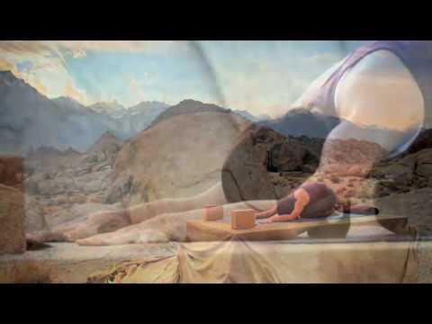 High Vibrations Yoga by Jo Tastula  Music by Lisbeth Scott