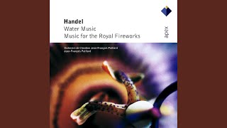 Suite in F major HWV348, 'Water Music' : VIII Hornpipe