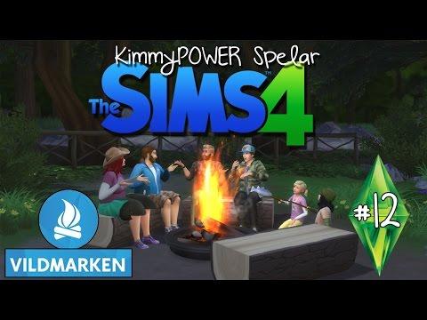 The Sims 4 - Avsnitt 12- Semester!!