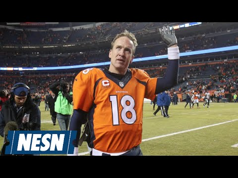 Broncos Say QB Peyton Manning Will Start During Playoffs
