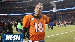 Broncos Say QB Peyton Manning Will Start During Playoffs
