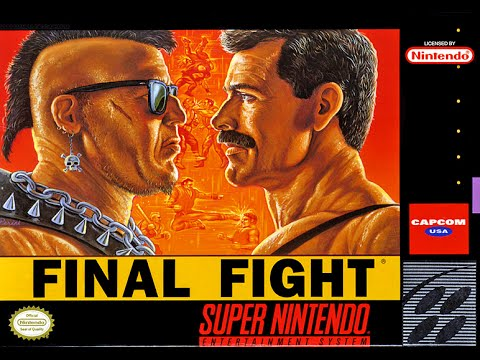 IGN's Top 100 SNES Games - #100 Final Fight (LIVE ON TWITCH)