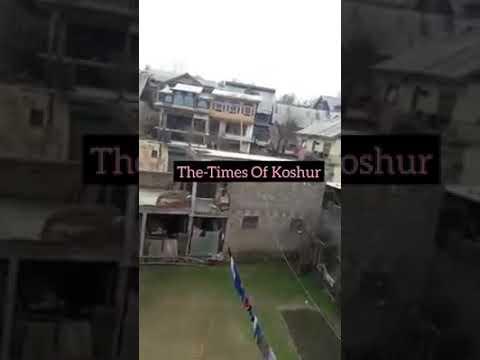 Khonmoh srinagar attack live