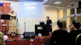 Christ Church at High Leigh 2013 Martin & Les: Mrs Beamish