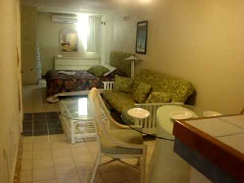 Bonaire Beach Resort Dutch Caribbean Netherlands Antilles Apartment #2 Online Video