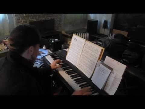 Amine Caroline Piano Cover