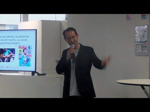 Conférence sur le transhumanisme : « Questions éthiques et Business... »