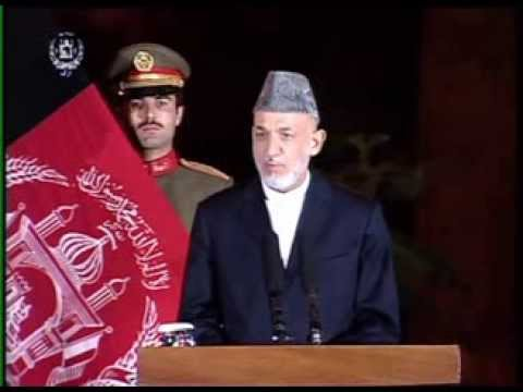 President Hamid Karzai and U.S  Secretary of State John Kerry Press Conference - October 12, 2013