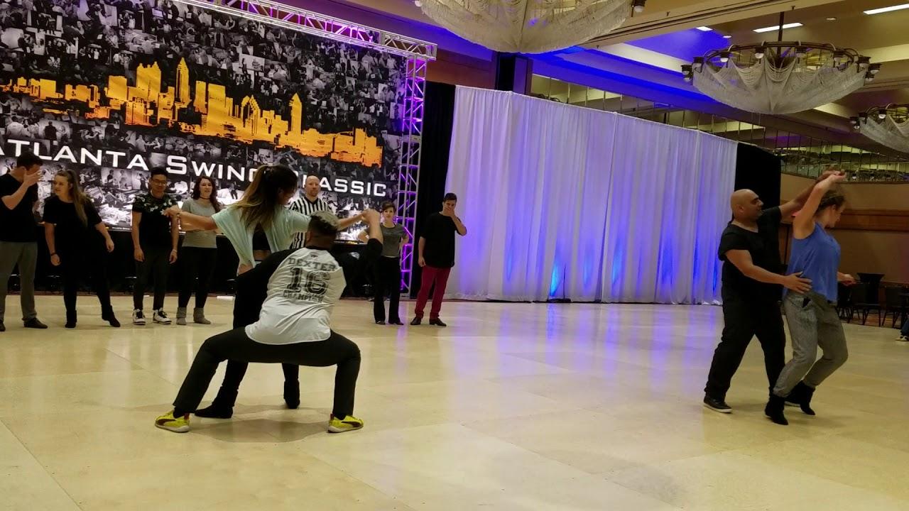 Atlanta Swing Classic 2017 Swing 16 Tournament