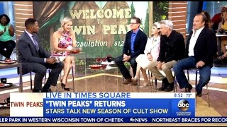 cast of the twin peaks chats showtime reboot gma