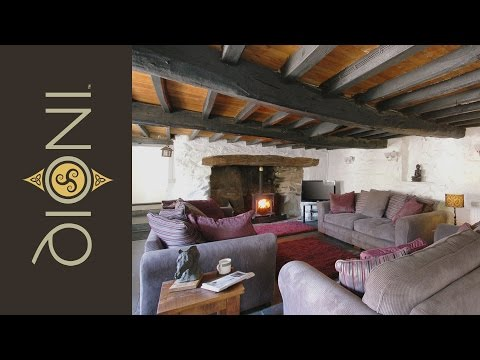 Self Catering in Llanbedr. Log fire and large garden with BBQ   Tan-y-Wenallt
