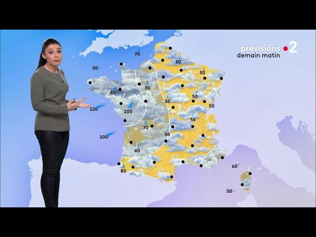 Journal météo France 2