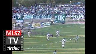 Haladás-Ferencváros | 1-1 | 1993. 06. 02 | MLSZ TV Archív