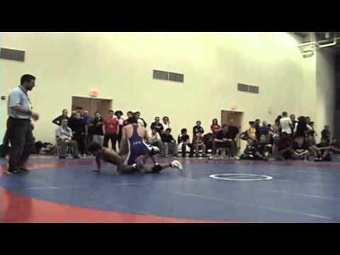 2010 Queens Open: 54 kg Shujon Mazumder vs. Steven Takahashi