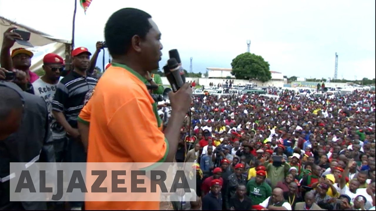Zambia considers treason charge against opposition leader Hichilema
