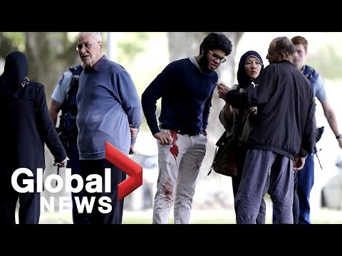 Christchurch shooting: Multiple deaths following mass shooting at two mosques