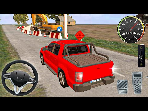 Cars Mountain Hill School Driving Games - Kar Gadi Games Videos - Android Gameplay