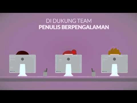 Jasa Penulis Artikel Murah | Bahasa Indonesia & INGGRIS
